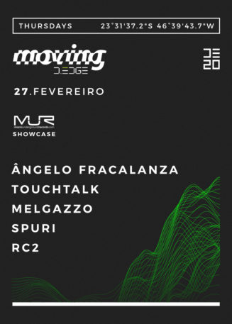 Moving D-Edge Pres.: Mur Showcase