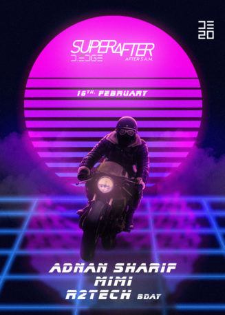 Superafter pres.: Adnan Sharif, Mimi e R2Tech
